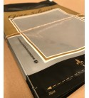 Printed 2 silver backed vacuum bag, 200x300mm