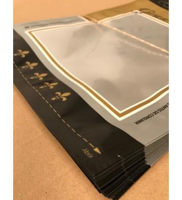 Sac imprimé 200x300 (imprimé en argent 2)