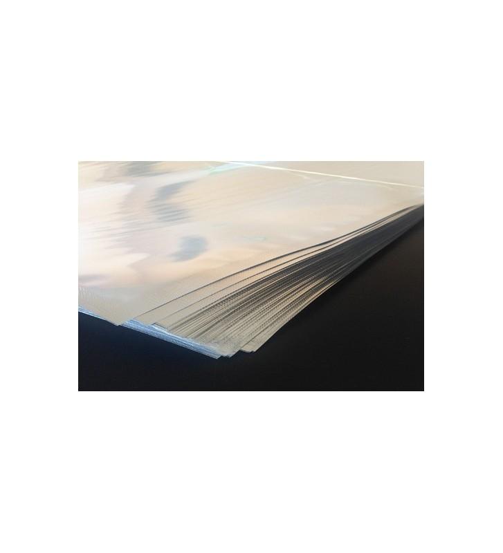 Sacs sous vide Métallisés de 250x350mm (25x35cm)