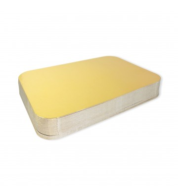 Carton Format Or/Argenté de 170x235 (17x23,5cm)
