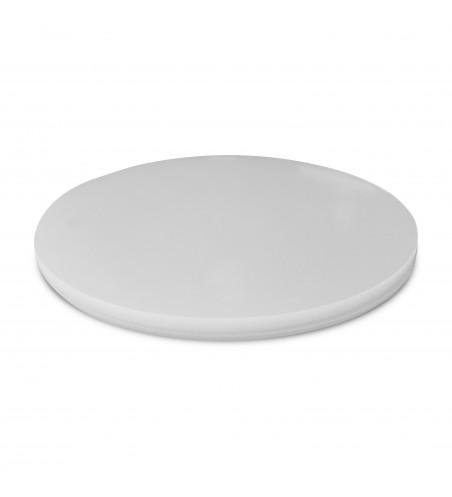 Transparent Deli Meat/Fish Backing Boards/Discs, 24cm