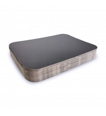 Black Deli Meat/Salmon Backing Boards 170x235 (17x23,5cm)mm (17x23.5cm)
