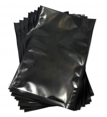 Sacs sous vide Noir et transparent de 300x400mm (30x40cm)